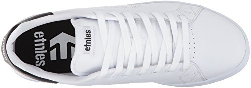 LS Callicut Shoes White Black Men etnies Skateboarding Gum ZEwqvx5