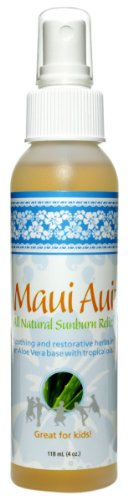 Maui Aui Sunburn Relief [Health and Beauty]