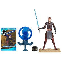 (Hasbro Star Wars: Clone Wars 2012 Animated Series 3.75 inch Anakin Skywalker Action Figure)