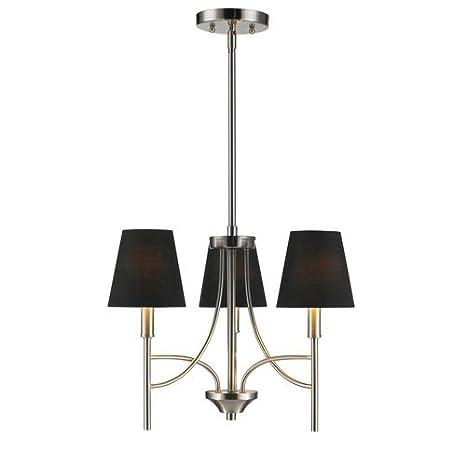 Amazon.com: dorado iluminación 9106-m3 pw-grm lámpara de ...