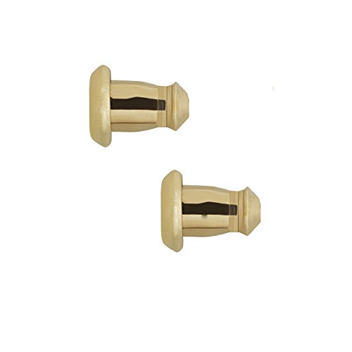 LuxLock Worlds most secure USA Patented Replacement Earring Back in 14k Yellow (Patent # US8365369)