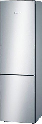 Bosch KGE39DI40 Serie 6 Kühl-Gefrier-Kombination / A+++ / 201 cm Höhe / 156 kWh/Jahr / 250 L Kühlteil / 89 L Gefrierteil / inox-antifingerprint / kühlt besonders sparsam