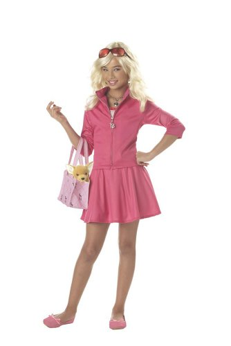 Legally Blonde Tween Costume (Large 10-12) Teen (Large)