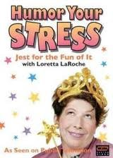 Humor Your Stress [VHS]