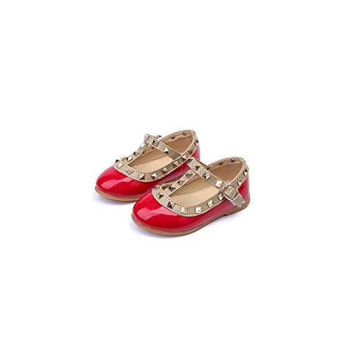 9aaf15d16129 Baby Leather Shoes Child Girls Sandals Shoes Princess Shoe Kids Flat  Fashion Shoes