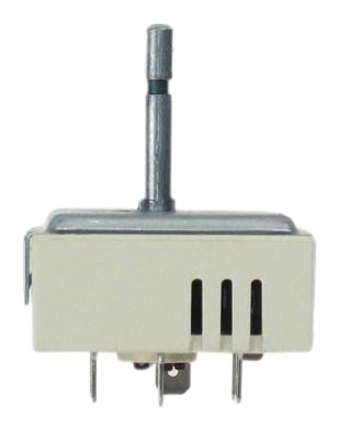 GE WB24T10119 Range Dual Burner Control Switch for