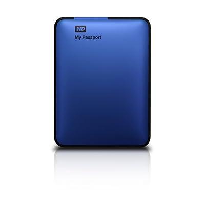 Western Digital My Passport Portable Hard Drive