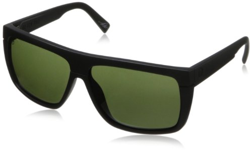 Electric Visual Black Top Matte Black - 10 Sunglasses Top Wayfarer