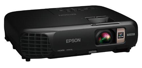 Epson WXGA 3000 Lumens Color Brightness HDMI 3LCD Projector