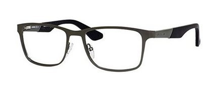 Carrera 5522 Eyeglass Frames CA5522-0NFN-5318 - Dark Ruthenium  Gray Frame Lens Diameter 53mm