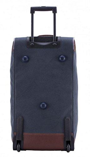 """XXL-Trolley-Tasche - 80 cm - 108 Liter - 3,5 kg - Blau - von """"Hauptstadtkoffer"""""""
