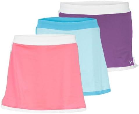 Nike - Falda de pádel para niña, tamaño L - 152/164, Color Rosa ...