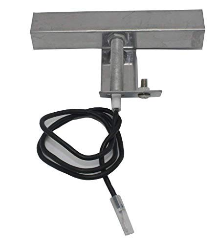 DcYourHome Collector Box & Ignitor Electrode Assembly for Brinkmann 810-7490-F, 810-8501-S, Charmglow 810-8500-S, Grill King 810-8425-S, Grillada GG60000-4B