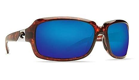 a74da94a40c16 Amazon.com  Costa del Mar Women s Isabela IB 48 OGP Polarized Oval  Sunglasses  Sports   Outdoors