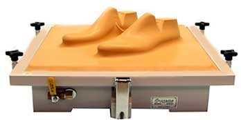 """Used, Gum Rubber Vacuum Forming Bladder / Membrane 48"""" x for sale  Delivered anywhere in USA"""