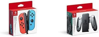 Nintendo - Mando Joycon Set, Color Azul Y Rojo (Nintendo Switch ...