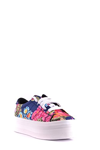 Jeffrey Campbell Women's MCBI163020O Multicolor Fabric Sneakers NXZQAWov4