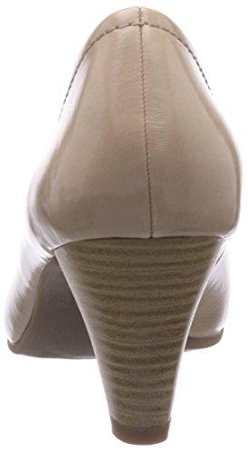 grau Donna Tacco Scarpe Col 22400 Patent dune Grigio Jana xI4YwqfHt
