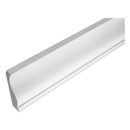 8 3/8''H x 7 1/4''P, 16' Length, Door/Window Moulding by Fypon (Image #1)