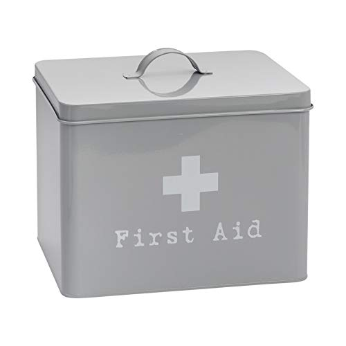 Harbour Housewares Industrial First Aid Box