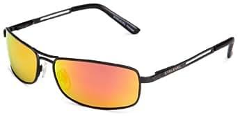 Eyelevel Modena 1 - Gafas de sol polarizadas para hombre, color rojo, talla única