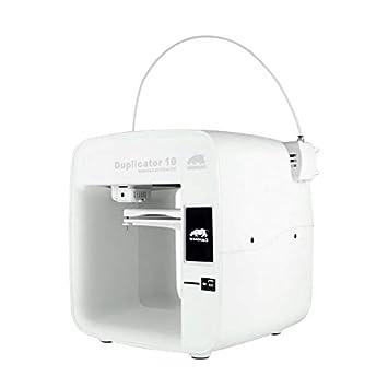 Wanhao Duplicator 10 D10 Impresora 3D PLA 116 * 116 * 125 mm ...