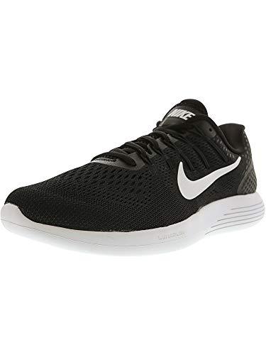 separation shoes 8eea7 f21ec Nike Men's Lunarglide 8 Running Shoe Black/White/Anthracite - Import It All