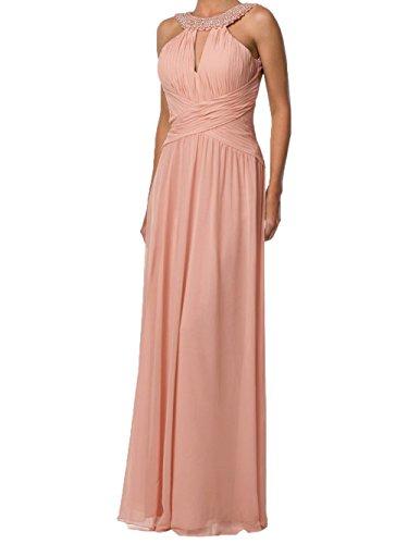 Rosa A Charmant Langes Partykleider Abendkleider Festlichkleider Abschlussballkleider Rosa Promkleider Linie Damen Xr5wqX