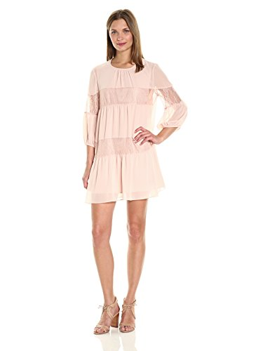BCBGeneration Womens Lace Insert Dress product image