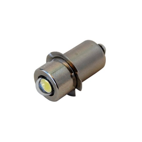 HQRP High Power 3w LED Replacement Flashlight Bulb For Maglite 3 4 5 6 D...