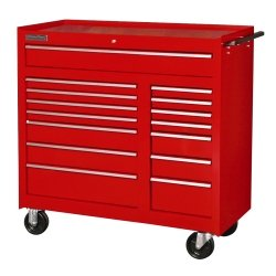 15 Drawer Mobile Work Cabinet Tools Equipment Hand Tools