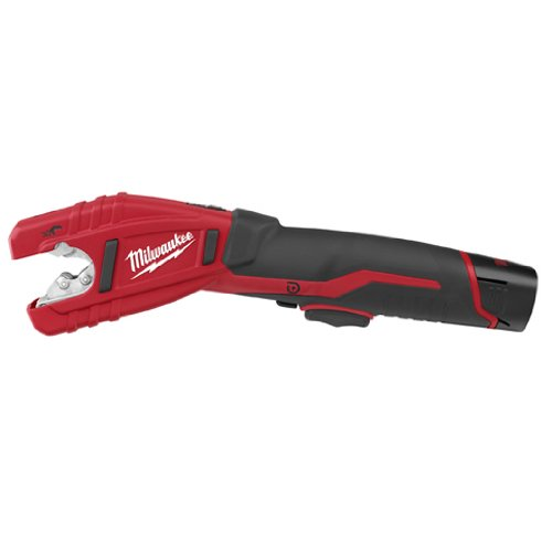 Bare-Tool Milwaukee 2471-20 12-Volt Pipe Cutter (Tool Only, No Battery)