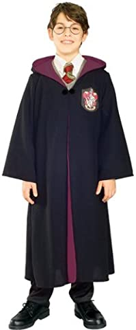 Deluxe Harry Potter Robe Costume - Large (Harry Potter 7 Deluxe)