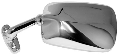 Emgo 20-87001 Right Side Fairing Mount Replacement Mirror ()