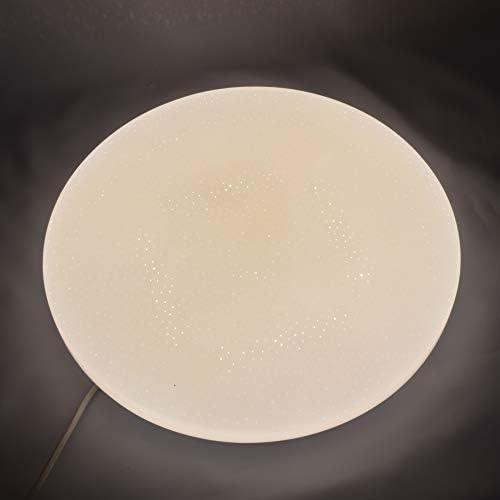 LED-Deckenleuchte, groß, 50cm, rund, 36W (entspricht 240W), Neutralweiß