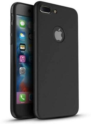 SADGATIH Back Cover ForApple iPhone 7 Plus||360 Degree Full Coverage with Camera Protection||Apple iPhone 7 Plus col Black