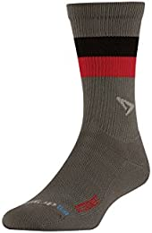 BITTERSWEET Running Lite-Mesh Crew Anthracite with Black/Red W7.5-9.5 M6-8