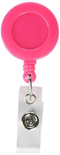 Prestige Medical Retracteze ID Holder, Neon (Neon Badge Holder)