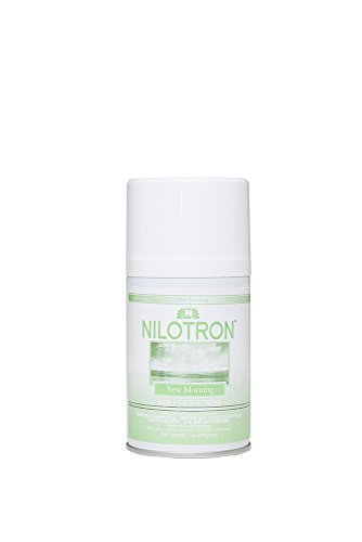 Nilodor 1303 MNC Nilotron Air Fresheners, New Morning, 7 oz.