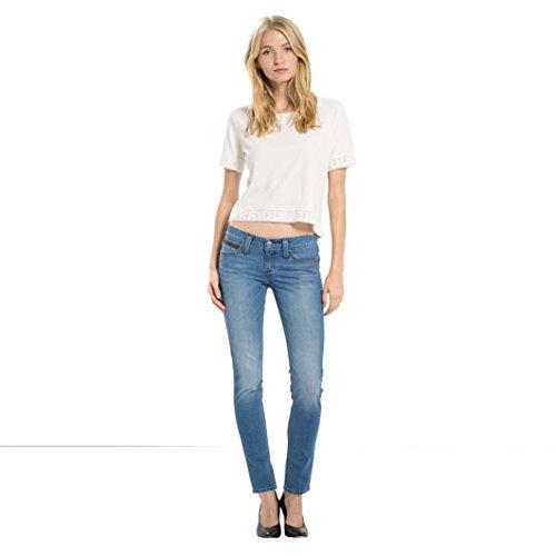 Levi's Revel Curve - Jeans - Skinny - Femme Tide Is High