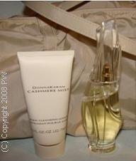 Donna Karan Cashmere Mist 2 Piece Gift Set for Women (Eau de Parfum Spray Plus Body Lotion) ()