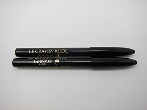 Lancome Le Crayon Khol, Black Ebony, 0.02 oz - Pencil Khol