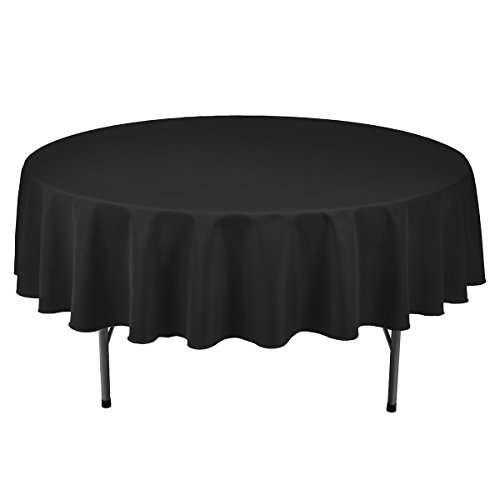 Remedios 90 inch Round Polyester Tablecloth