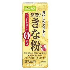 Pokka Sapporo soja sabor refrescante granja harina de soja leche de bebidas de cart?n 200mlX12 esta [Caso X2: total de 24]: Amazon.es: Alimentación y ...