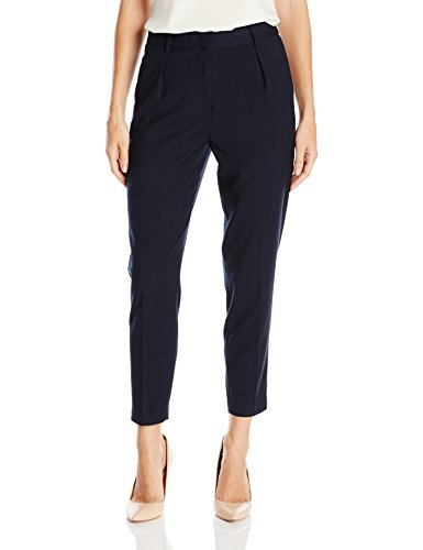 A|X Armani Exchange Women's Classic Pant in Navy