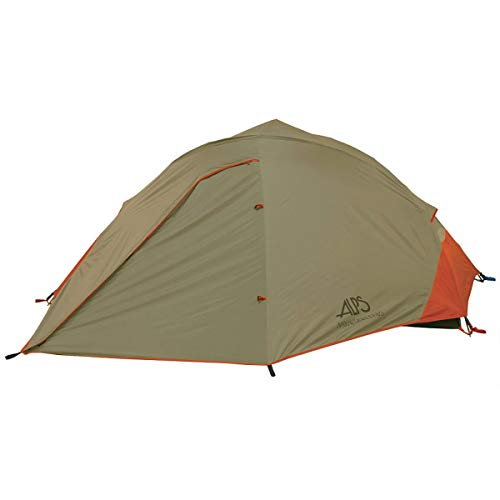 ALPS Mountaineering Extreme 3-Person Tent, Clay/Rust