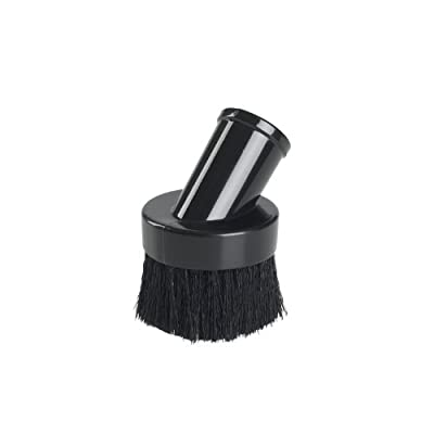 WORKSHOP Wet/Dry Vacs 1-1/4-Inch Dusting Brush for Wet Dry Shop Vacuum