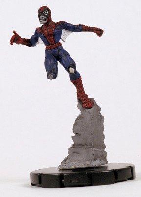 HeroClix: Spiderman (Zombie) # 220 (Limited Edition) - Supernova