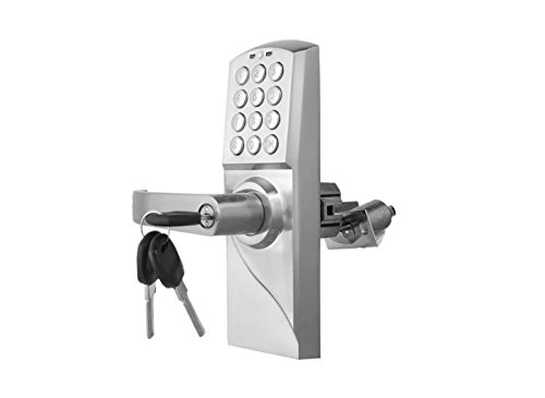 Electro Air Electronic Air Cleaner (Digital Electronic/Code Keyless Keypad Security Entry Door Lock LEFT Handle US Ship)