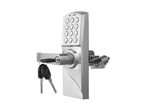 Flap Drill Classic - Digital Electronic/Code Keyless Keypad Security Entry Door Lock LEFT Handle US Ship